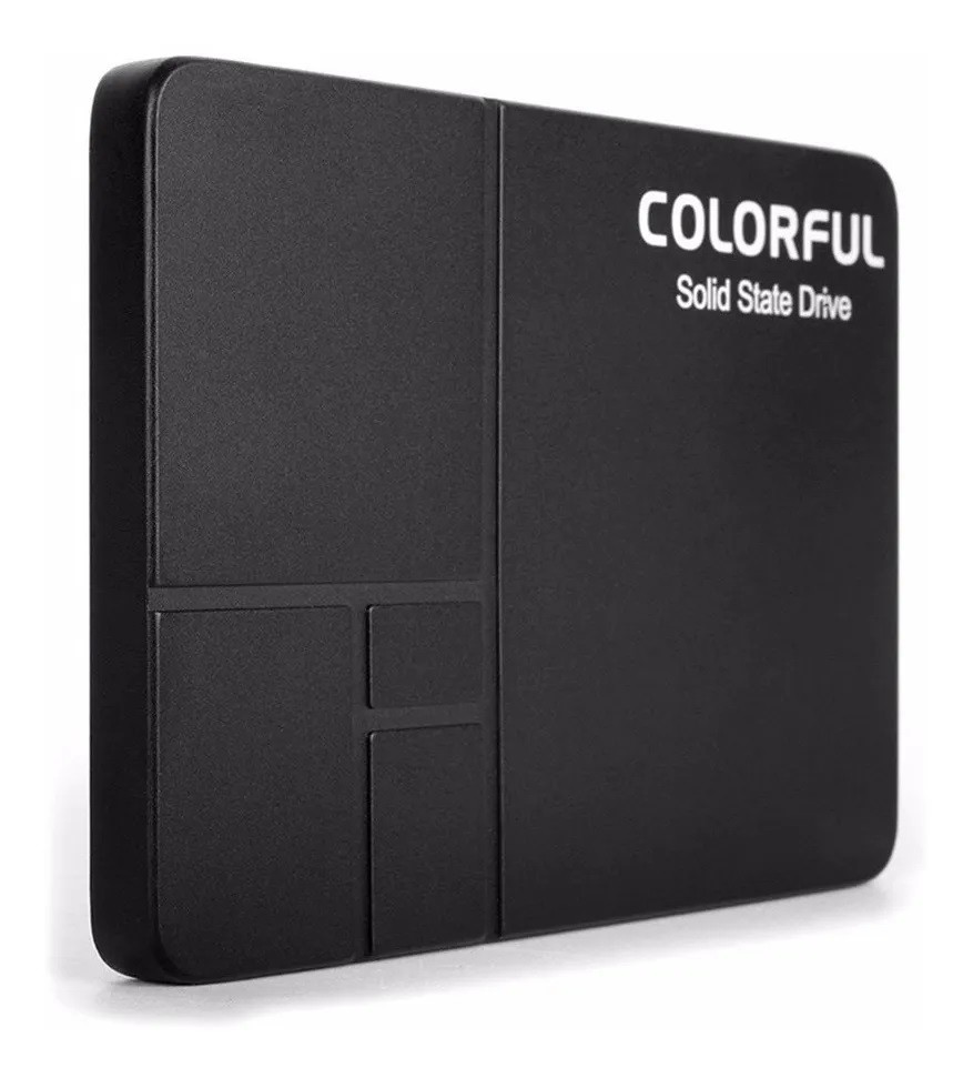 SSD Colorful SL500 240GB Leituras: 500MB/s e Gravações: 430MB/s Sata III
