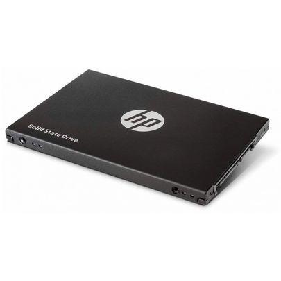 SSD HP S700, 250GB, Sata III, Leitura 555MBs Gravação 515MBs Preto - 2DP98AA#ABL