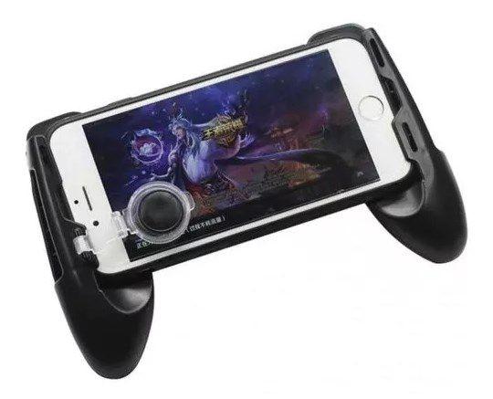 Suporte Gamepad Para Celular Universal 5.5 A 6.5 Polegadas