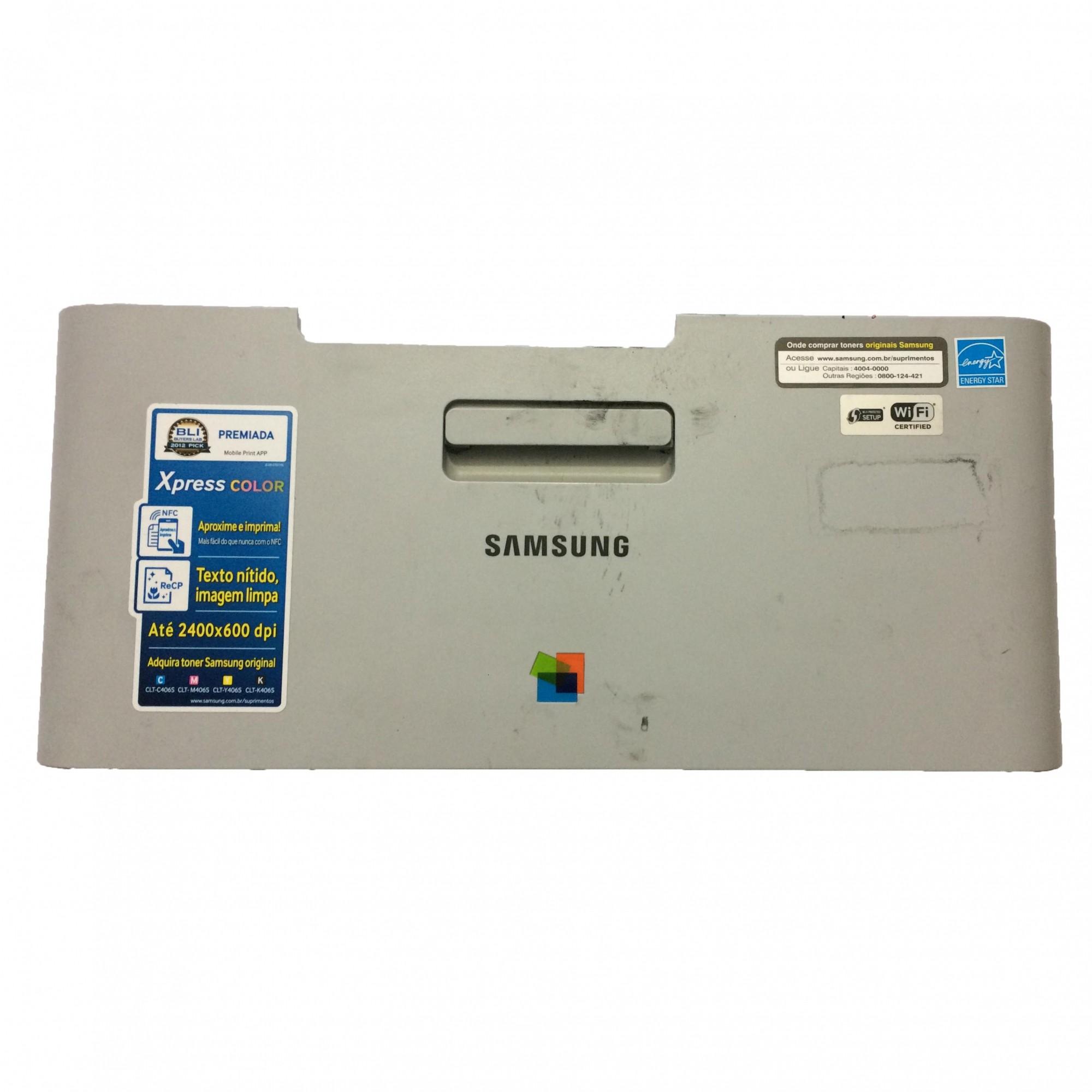 Tampa Frontal Multifuncional Samsung C460fw Clx-3305w (ml56) PN: Jc63-03847a - Retirado