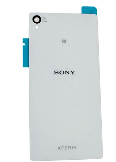 Tampa Traseira Sony Xperia Z3 D6653 D6603 Branco