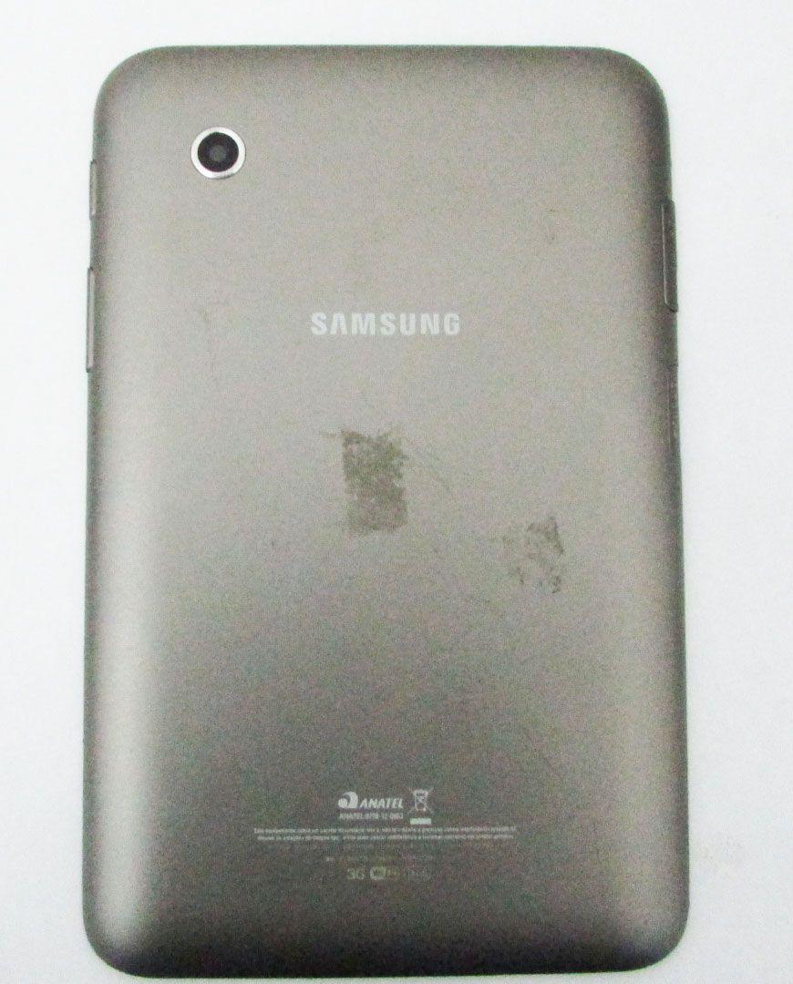 Tampa Traseira Tablet Samsung Gt-p3110 (semi novo)