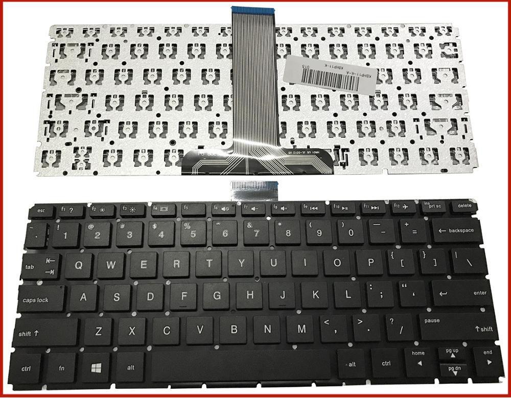 Teclado de Notebook Para HP X360 11-K 11-K000 K100 K024TU K052TU K051 TPN-W117 KHP11-K