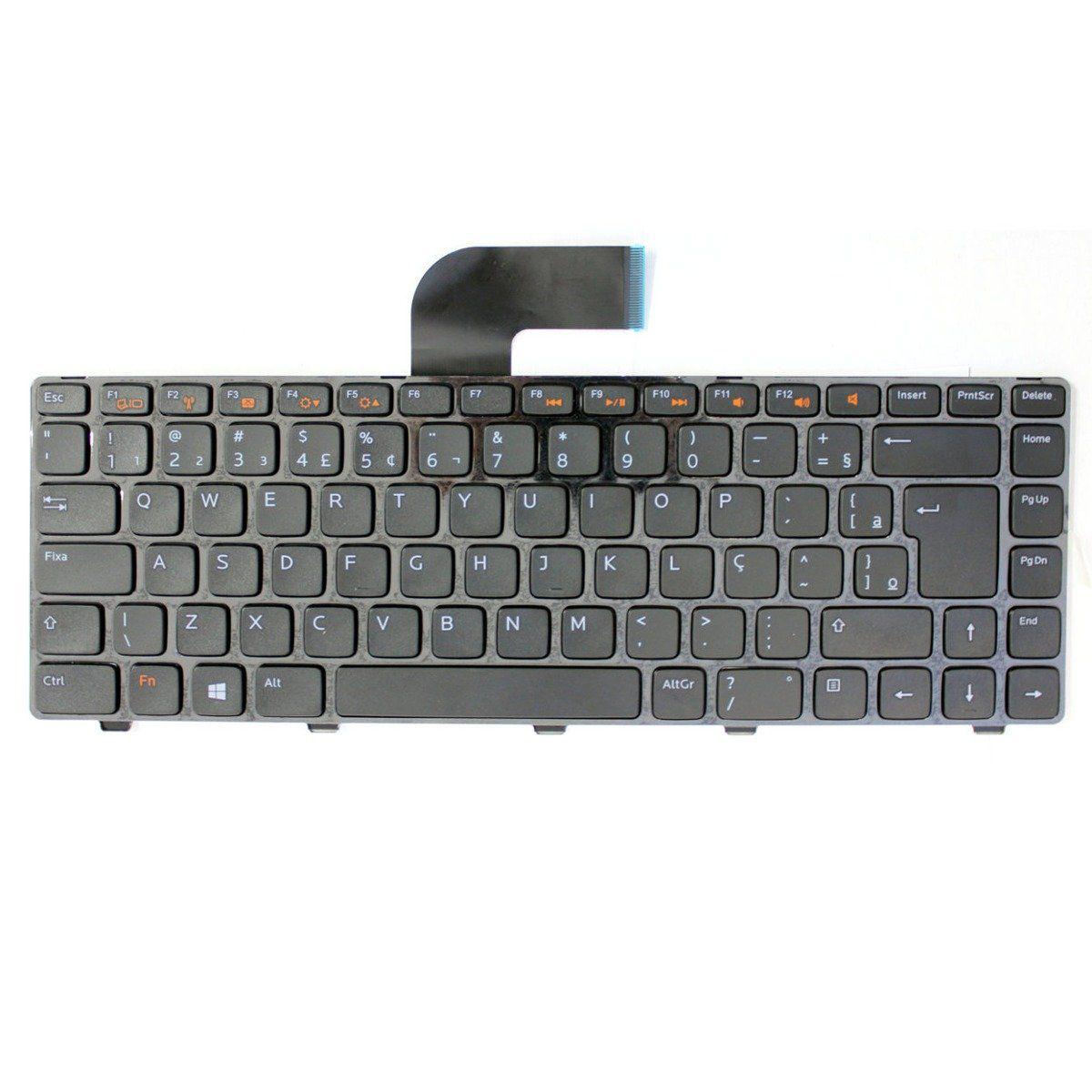 Teclado Notebook Dell Inspiron 14r-3460 PK130OF1B36 (Novo)