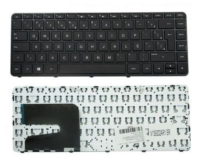 Teclado Notebook Hp Pavilion 14-n050br 14-n010br