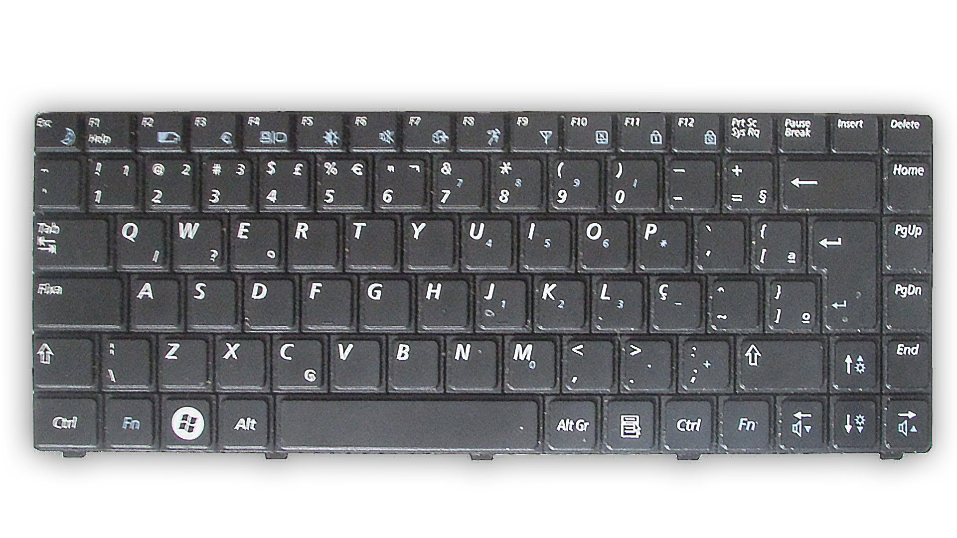 Teclado P/ Notebook Hp DM4 1000 597911-001 (Semi Novo)