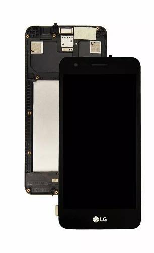 Tela Display Lcd + Touch Lg K4 2017 X230 X 230 Preto