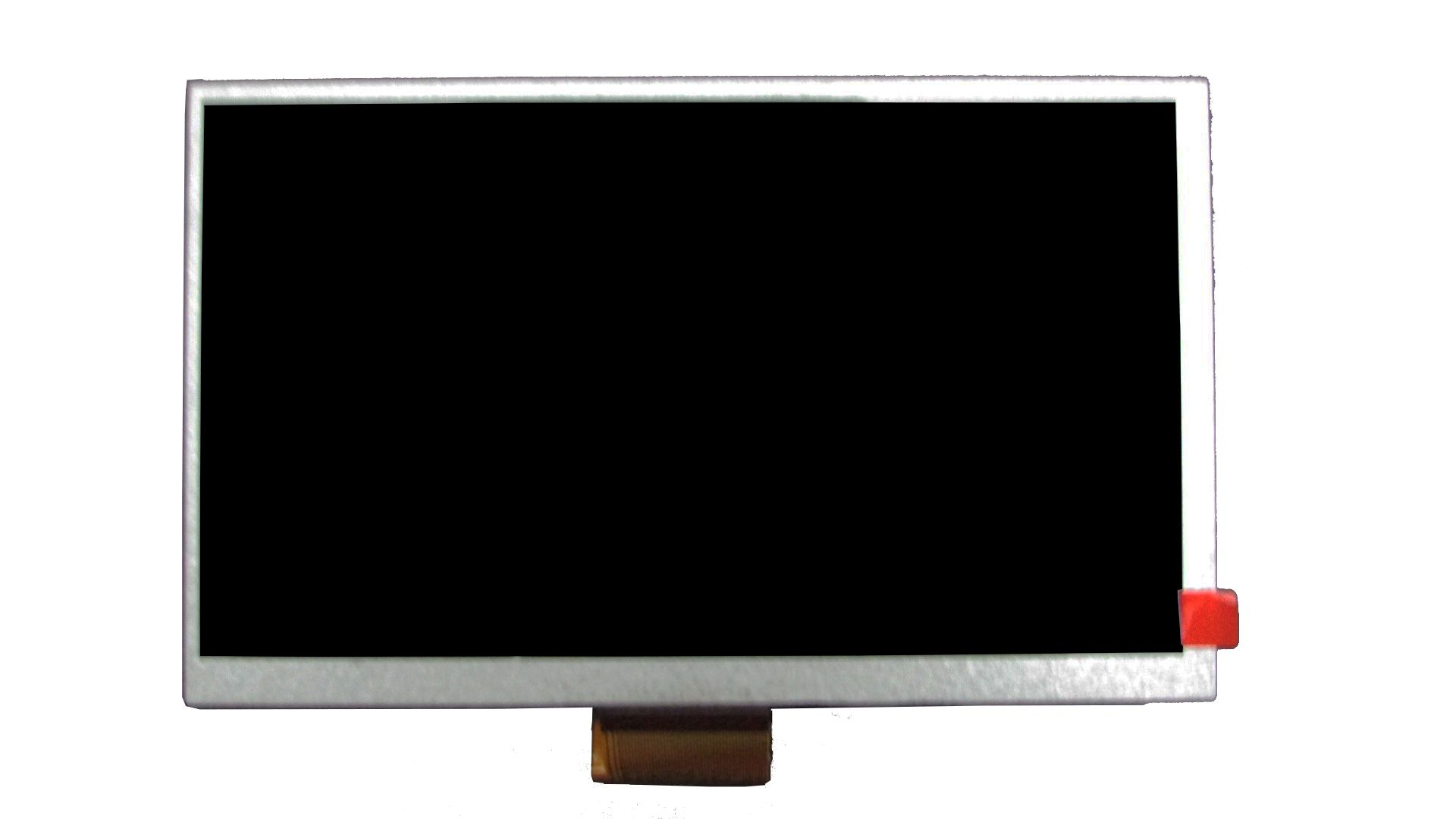 Tela Display Tablet Netbook Bak BK-729 Lcd 7