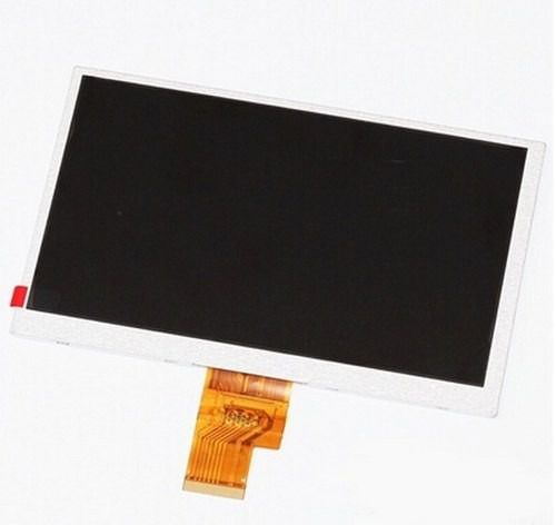 Tela Display Tablet LCD Cce 7 Polegadas HJ070NA-13A Retirada