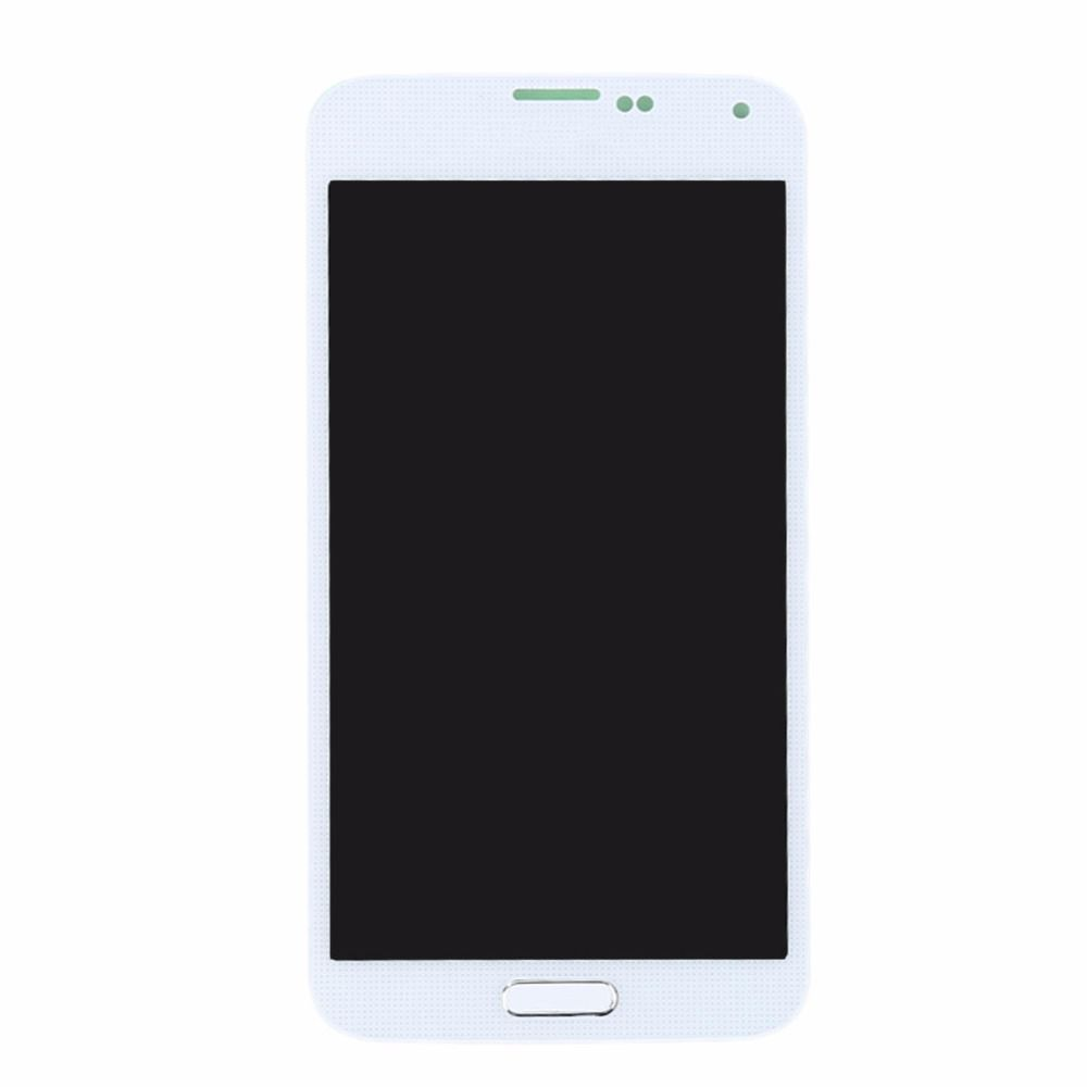 Tela LCD p/ Samsung Galaxy S5 G900F G900FD G900M Primeira Linha Branco