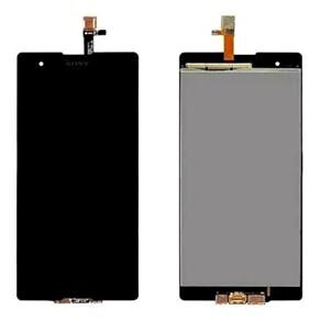 Tela Touch + Display p/ Sony Xperia T2 Ultra D5322 D5303 D5306 XM50H Preto
