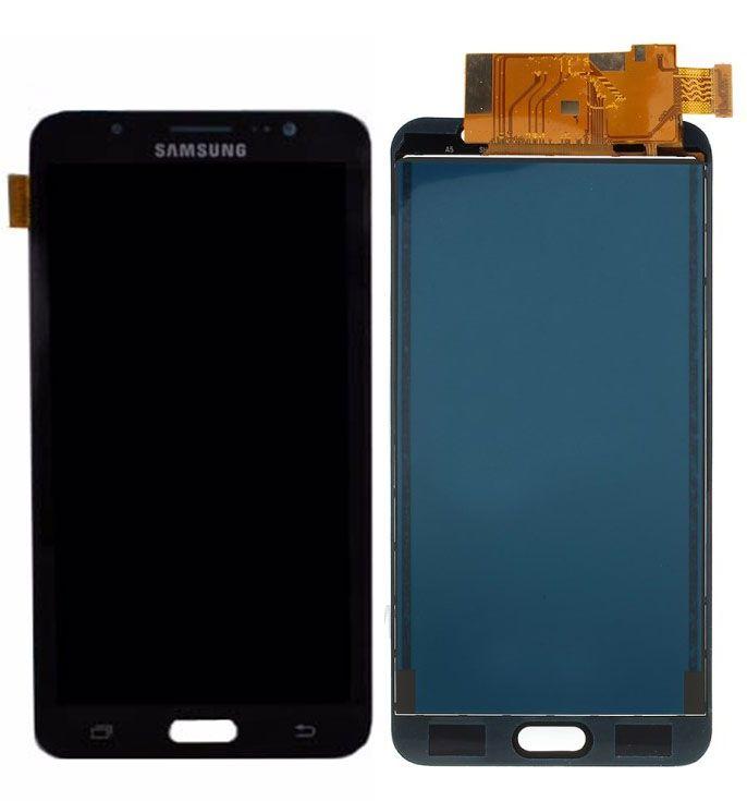Tela Touch Display Samsung Galaxy J7 2016 J710 Preto C/ Brilho