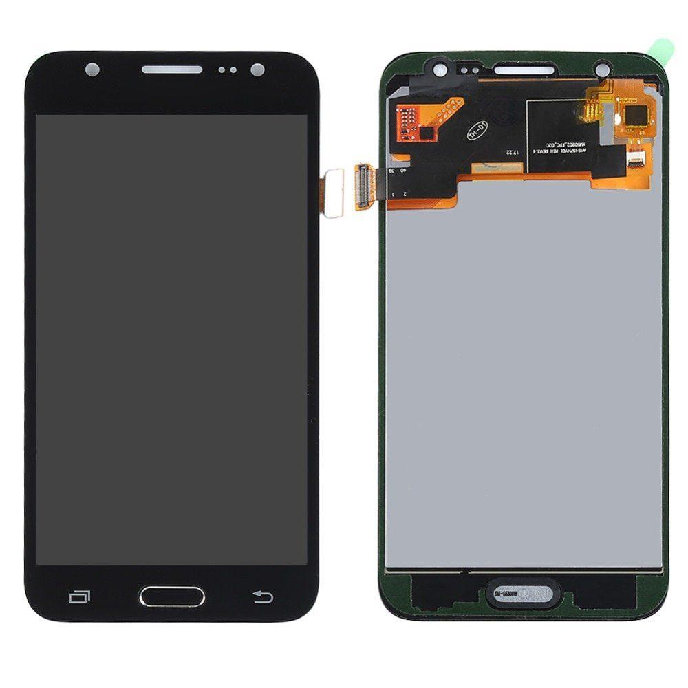 Tela touch Display Samsung J5  j500 1ª Linha Preta C/ Brilho e Botão Home