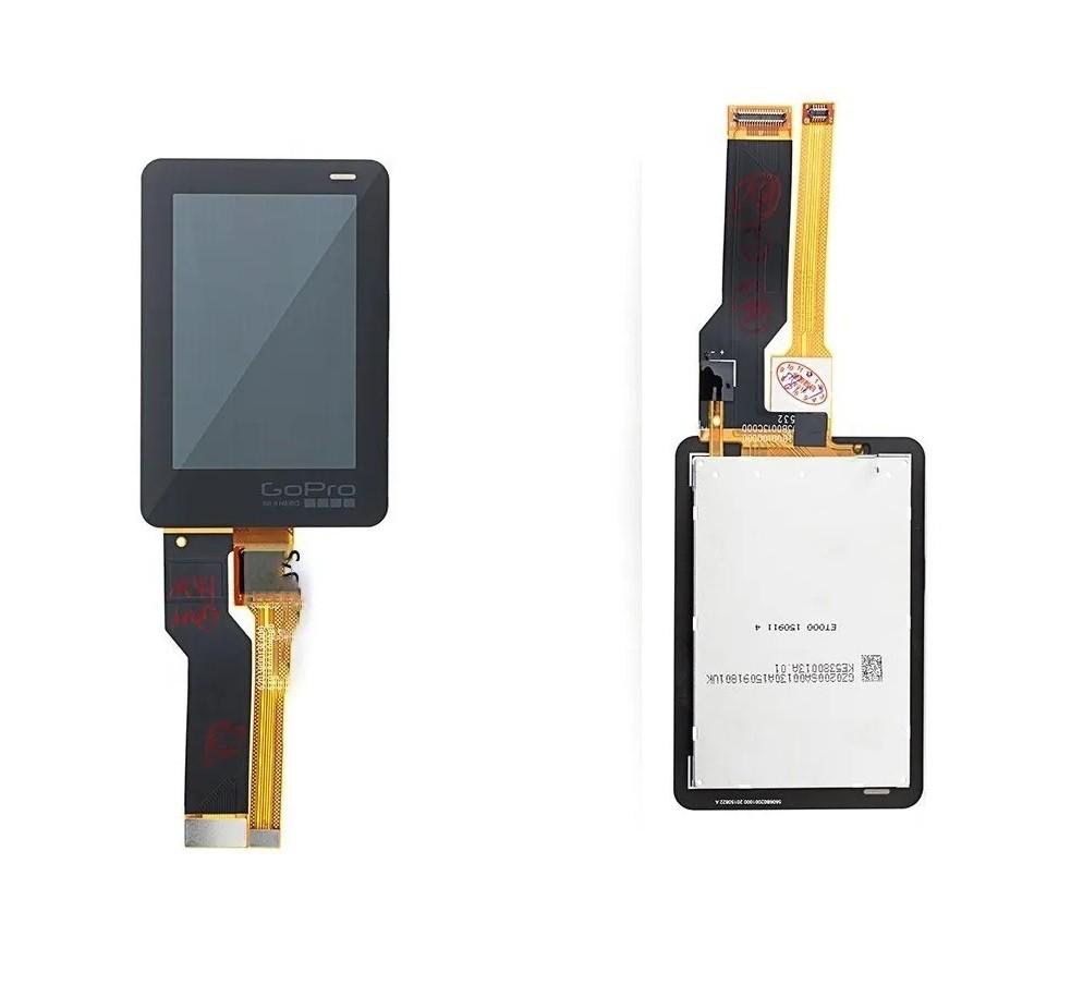 Tela Touch Display Traseiro de reposição p/ Gopro Hero 5