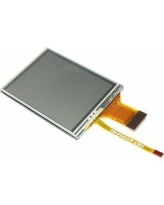 Tela touch Lcd sem backlight para Sony DCR-HC52 HC54 HC38 SR40 SR42 HC21E HC26E HC33E HC35E HC36E DVD60