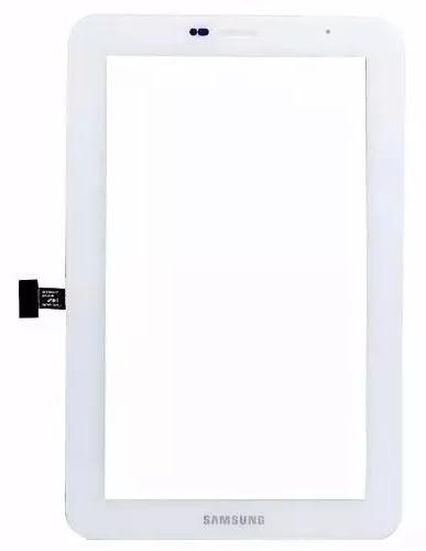 Tela Touch Samsung Tablet P3100 Tab 2 Branco