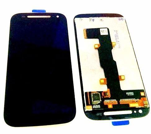 Tela Touch Screen LCD Display Motorola MOTO E2 Preto Original