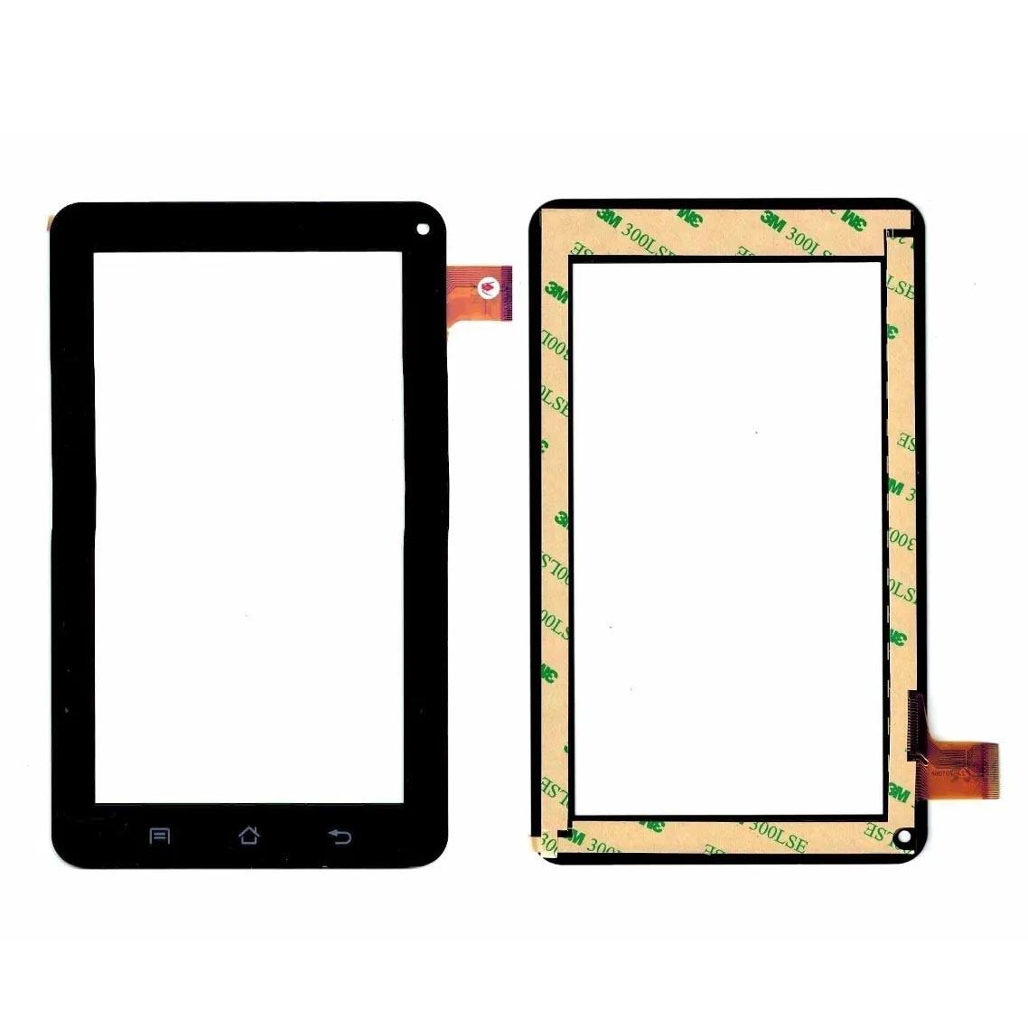 Tela Touch Tablet Mondial Tb01 02 Tb03 Tb04 Tb05 Tb06 PN:PB70GS3409-R1 + Fita 3m