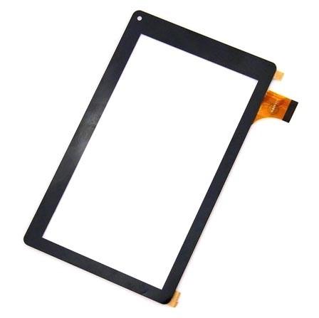 Tela Touch Vidro Tablet How 7 Polegadas 10,4cm x 18,6cm PN: tpt-070-346 + Fita 3m