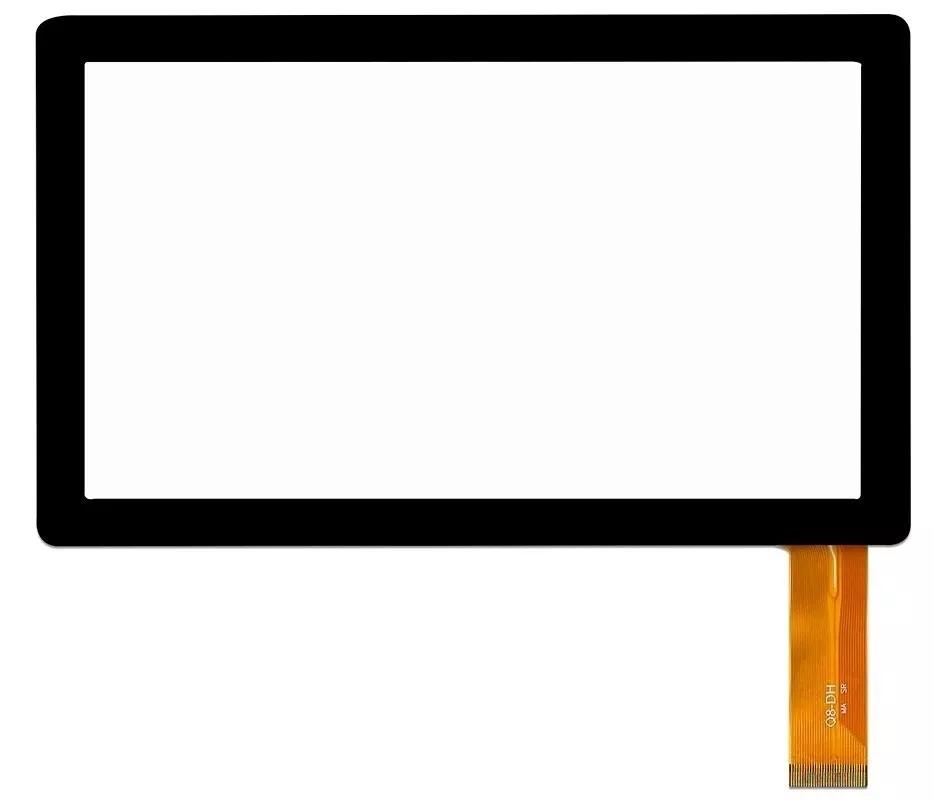 Tela Vidro Touch Tablet Navcity Kolke Q8 Zhc-q8-057 Preto