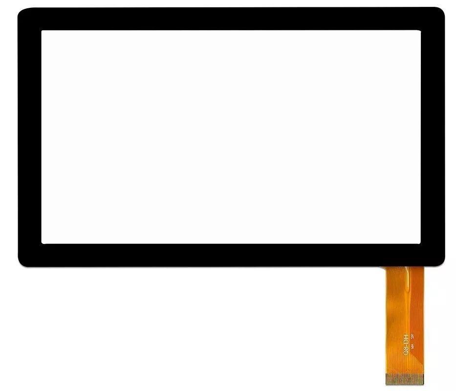 Tela Vidro Touch Tablet Navcity NT1710 Kolke Q8  Preto