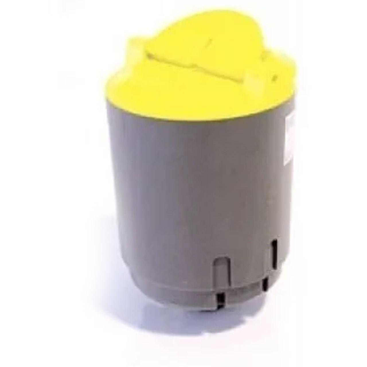 Toner Amarelo P/ impressora laser Compatível Clp300 Clp-k300a C300a M300a Y300a - CLP300 AMARELO
