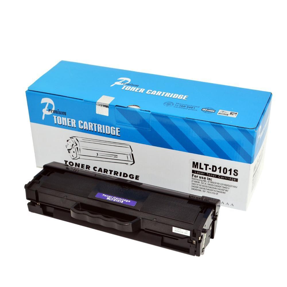 Toner Compativel MLT-D101S D101 p/ ML-2165 2160 SCX-3405W 3400