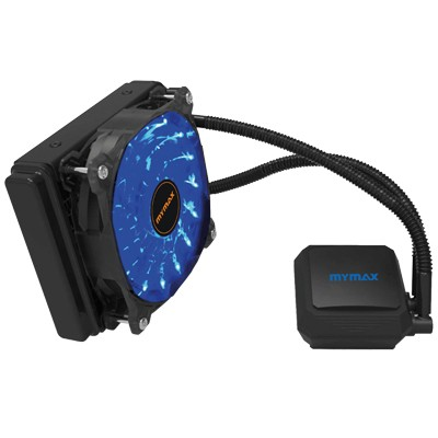 Water Cooler Algor Mymax Intel e AMD 1155 1150 1151 Am3+ FM2
