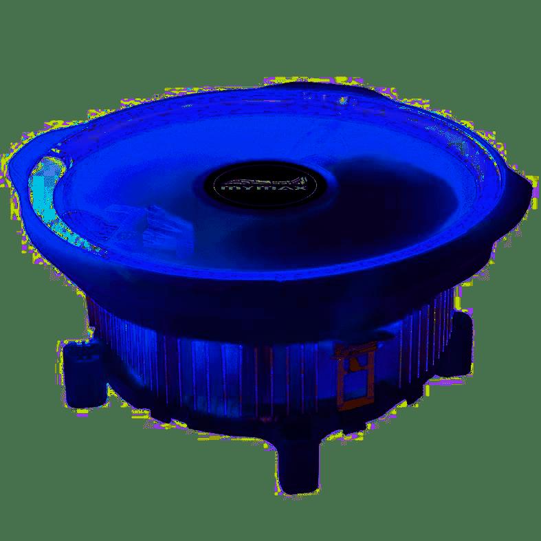 Cooler AMD e Intel Universal Led Azul Mymax - MYC/CCHX12-BL