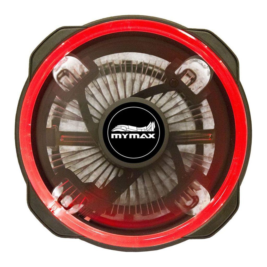 Cooler AMD e Intel Universal Led Vermelho Mymax - MYC/CCHX12-RD