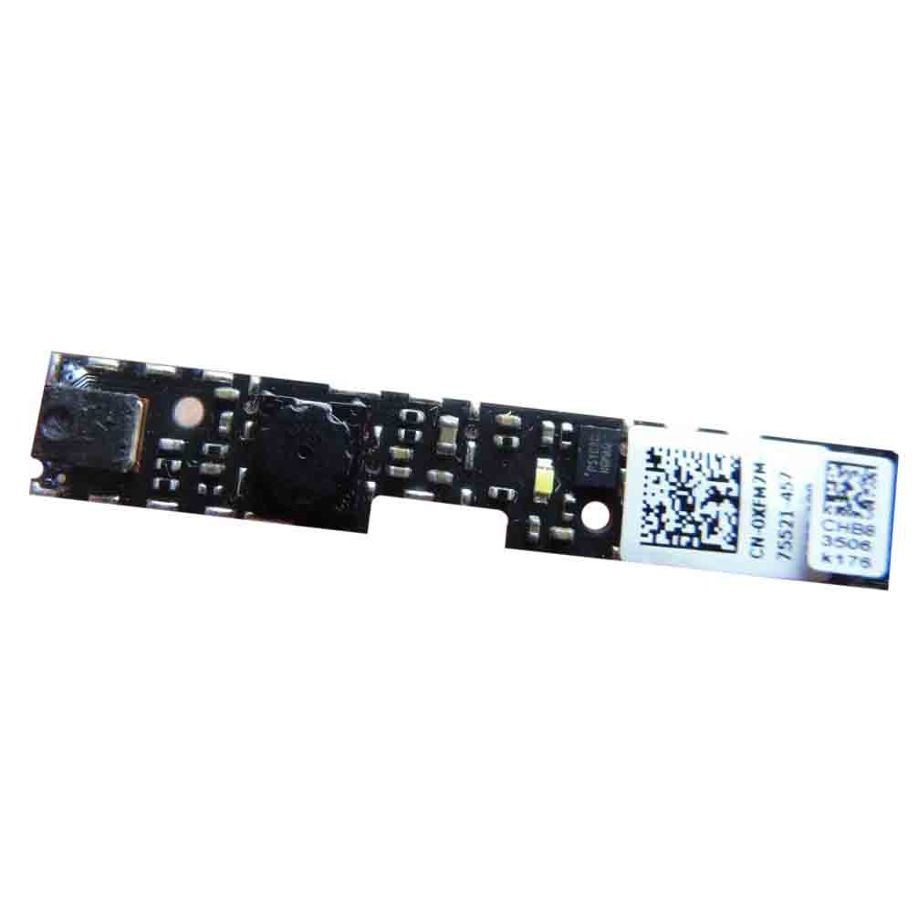 Webcam Interna + Cabo Flat P/ Notebook Dell Vostro v5460 v5439 PN:cn-0xfm7m - Retirado