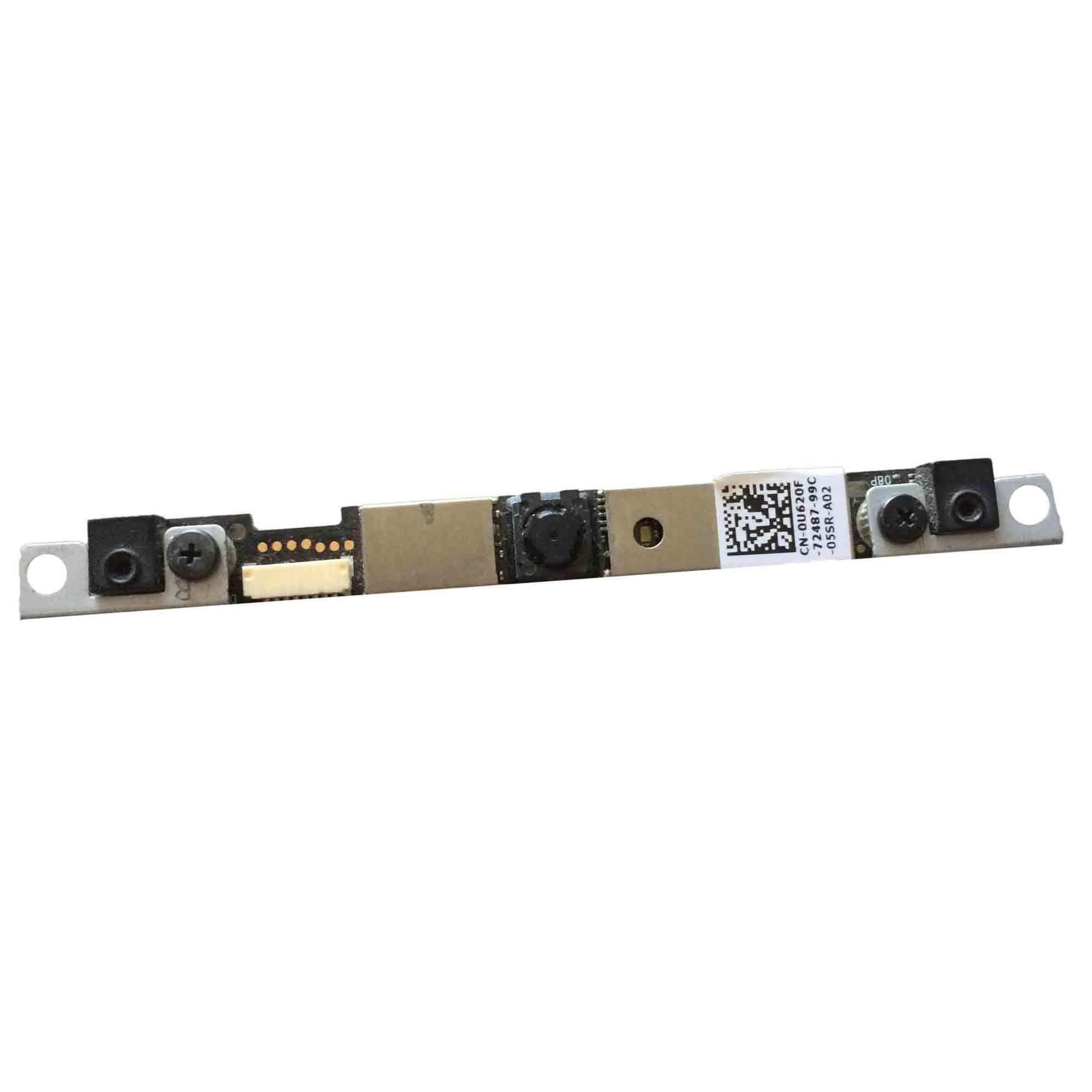 Webcam Interna P/ Notebook Dell Inspiron 1545 Cx92 PN:Cn-ou620f-72487-99m-odmn-a02  - Retirado