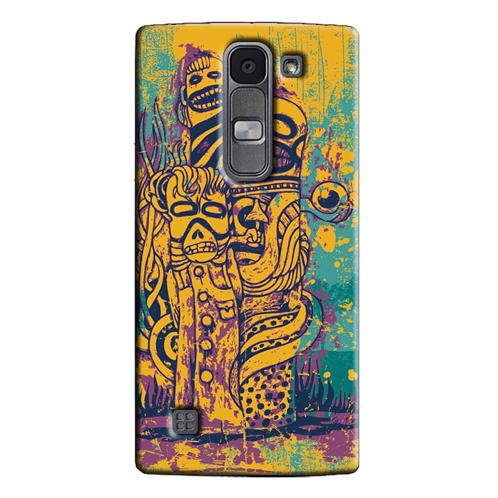 Capa Personalizada para LG Magna Prime Plus TV H502 - AT68