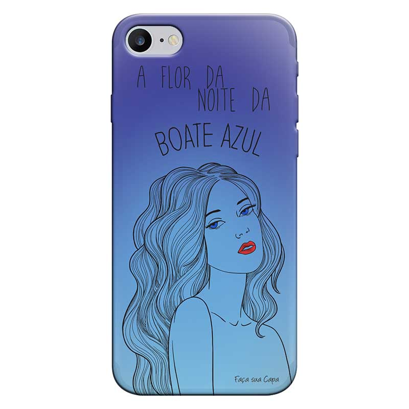 Capa Personalizada para Apple Iphone 7 Sons do Brasil - MB27
