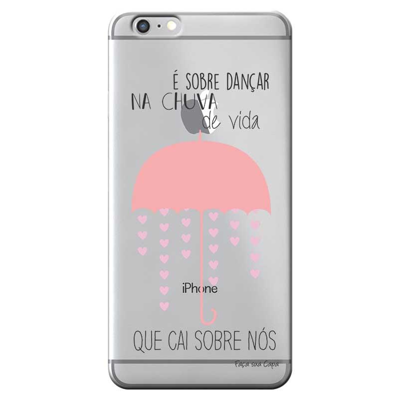 Capa Personalizada para Apple Iphone 6 6S Sons do Brasil - MB03