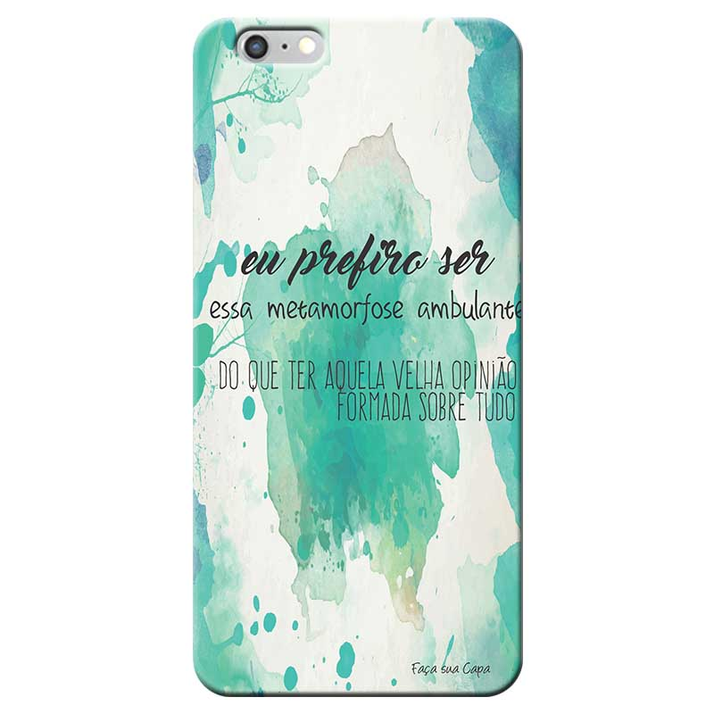 Capa Personalizada para Apple Iphone 6 Plus 6s Plus Sons do Brasil - MB09