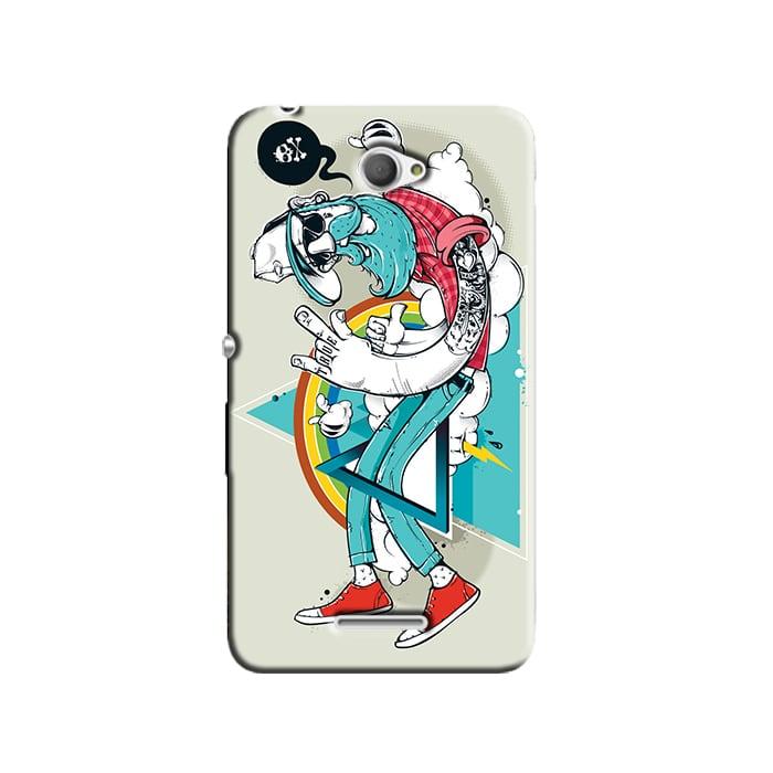 Capa Personalizada para Sony Xperia E4 E2104 E2105 - AT52