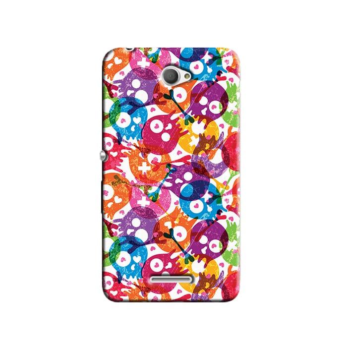 Capa Personalizada para Sony Xperia E4 E2104 E2105 - CV10