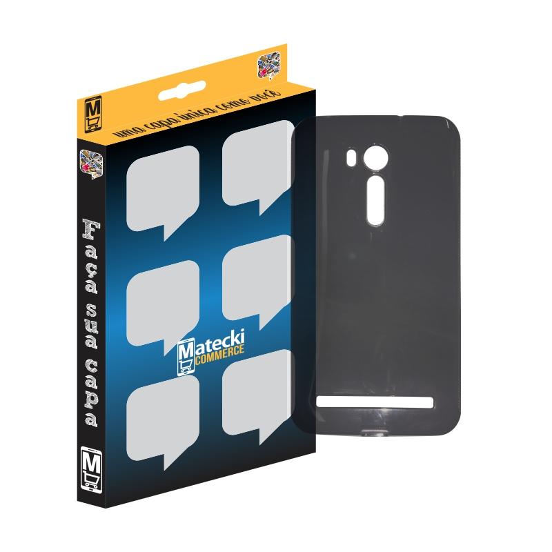 Capa TPU Grafite Asus Zenfone GO 5.5 ZB551KL