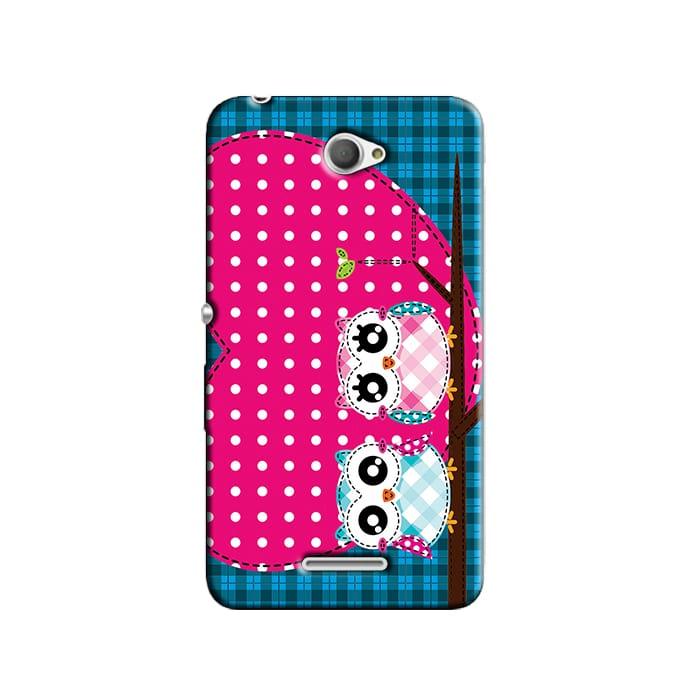 Capa Personalizada para Sony Xperia E4 E2104 E2105 - LV15