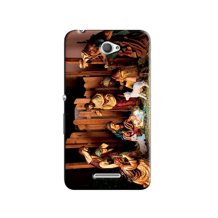 Capa Personalizada para Sony Xperia E4 E2104 E2105 - RE10