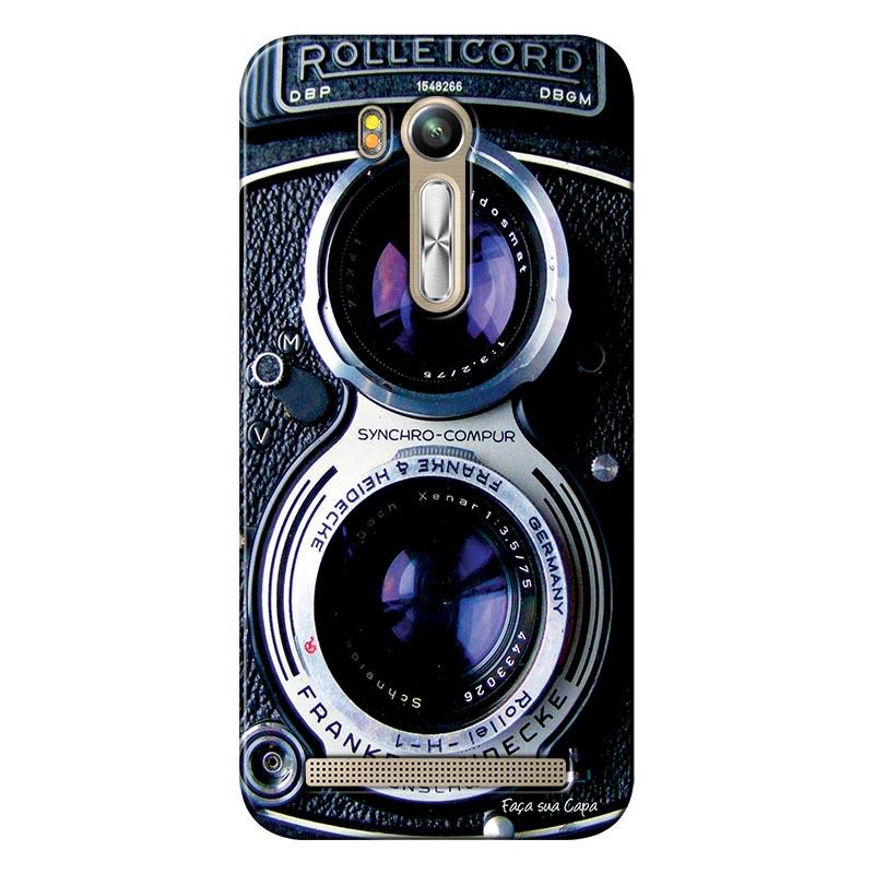 Capa Personalizada para Asus Zenfone GO 5.5 ZB551KL Câmera Fotográfica - TX56