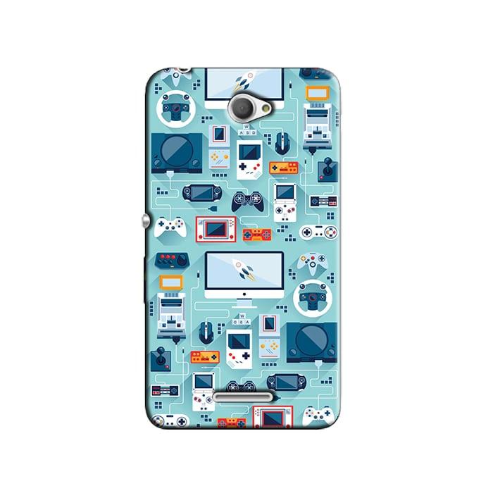 Capa Personalizada para Sony Xperia E4 E2104 E2105 - VT13