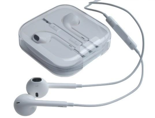 Fone de Ouvido com Microfone P2 - Branco