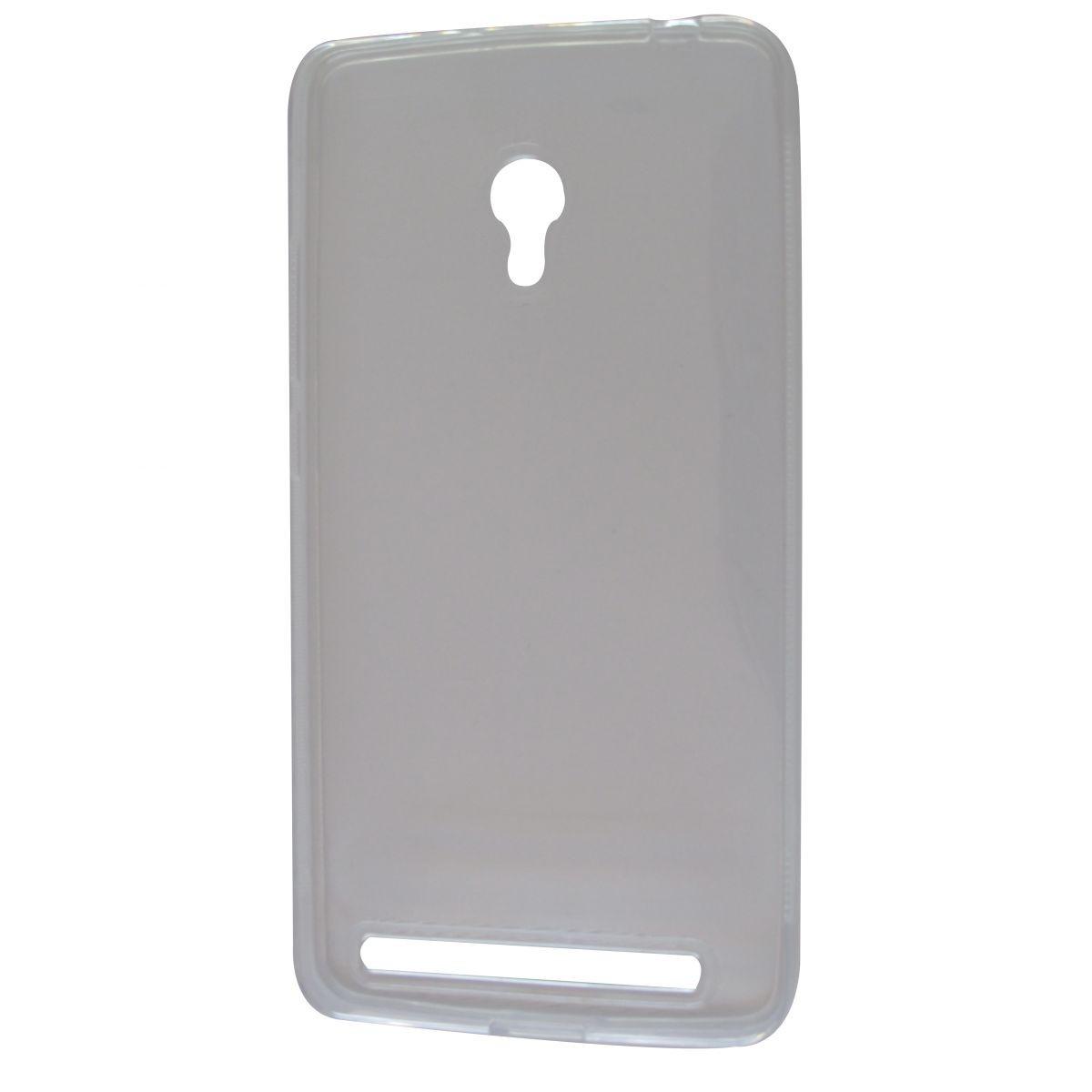 Capa TPU Transparente Asus Zenfone 6 A600CG A601 + Película Flexível