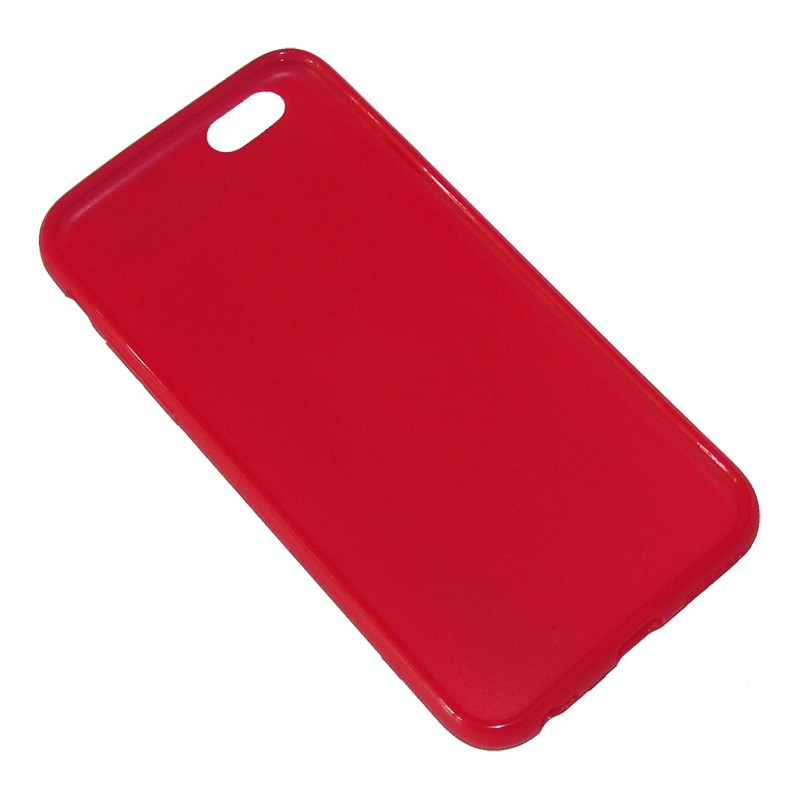 Capa TPU Vermelha Apple iPhone 6 6S