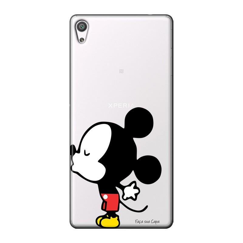 Capa Personalizada para Sony Xperia XA Dia dos Namorados - NR02