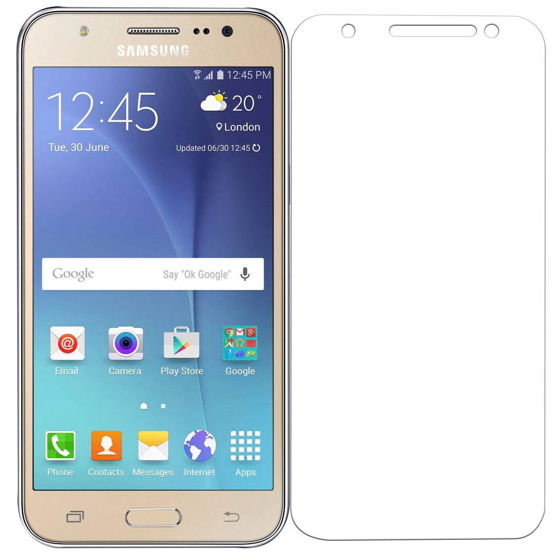 Película de Gel para Samsung Galaxy J2 Prime