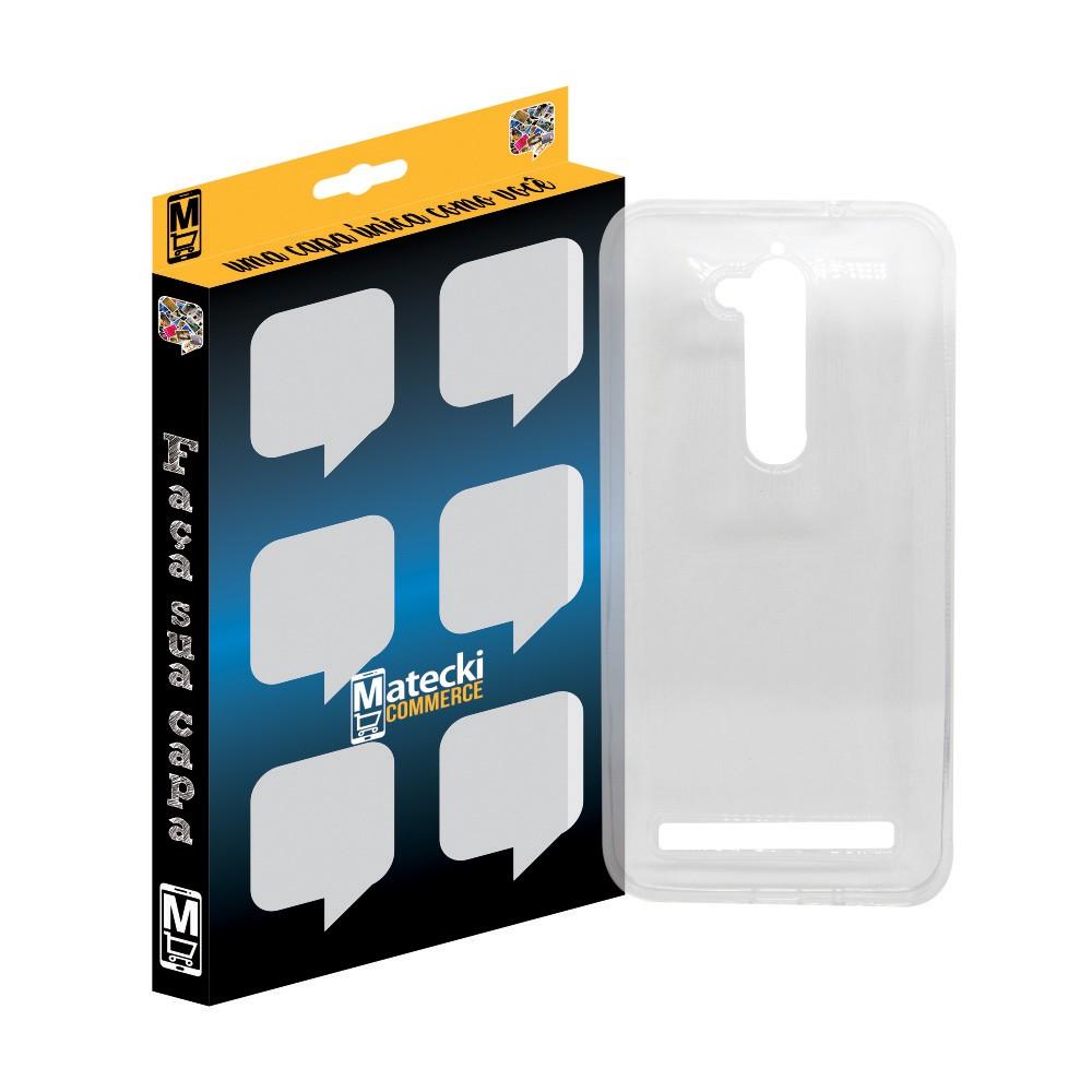 Capa TPU Transparente Asus Zenfone GO 5.0 ZB500KL