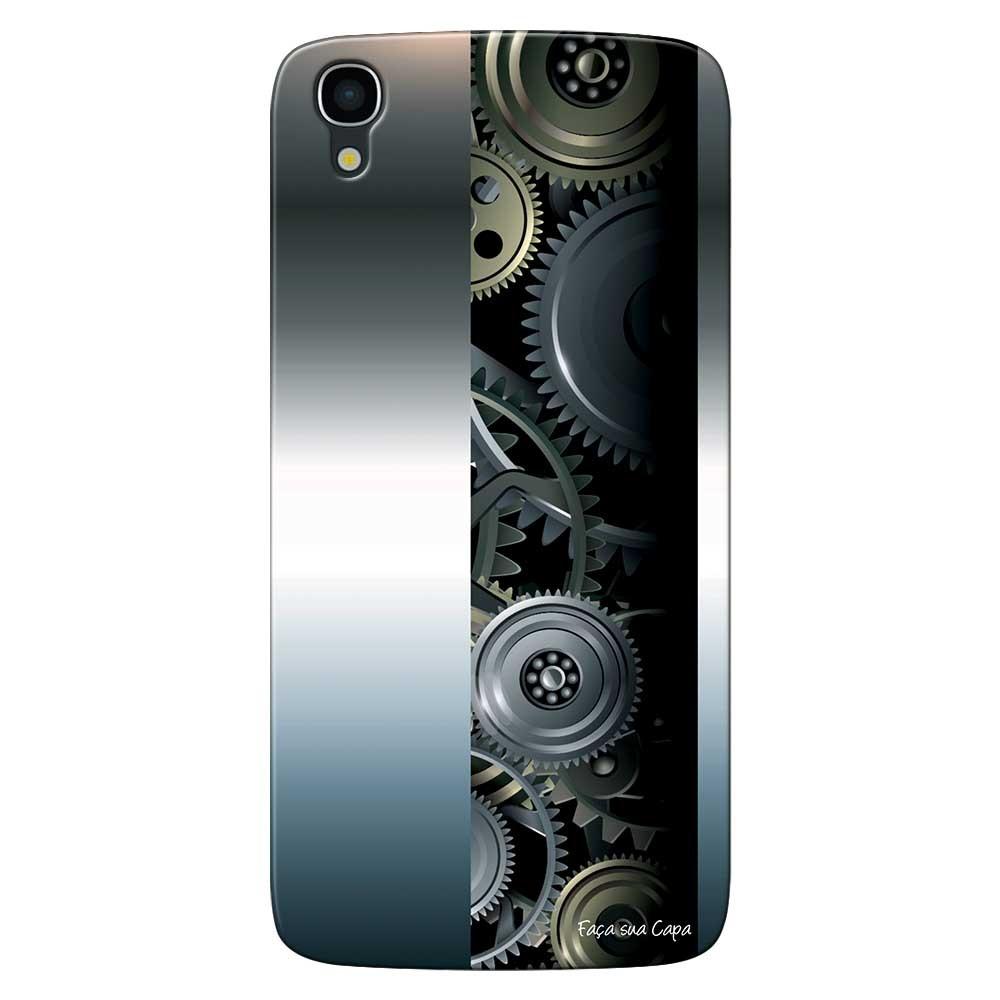 Capa Personalizada para Alcatel Idol 3 5.5 Hightech - HG09